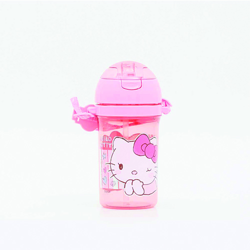 Botol Minum Hello Kitty 3D-3DS530.HKAT/48P