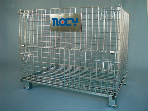 Pallet Mesh Nocy Stocky 7