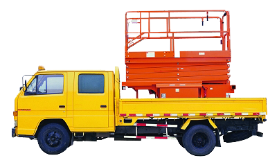 Vehicle Carrying Scissor Lifts NJCPT 0808 HD
