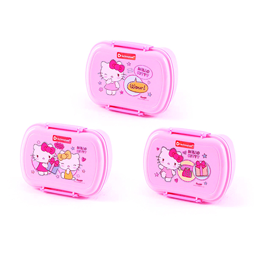 Hello Kitty Lunch Box-SW861.HKLV/48P