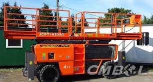 Terrain  Scissor Lifts JCPT1823RT