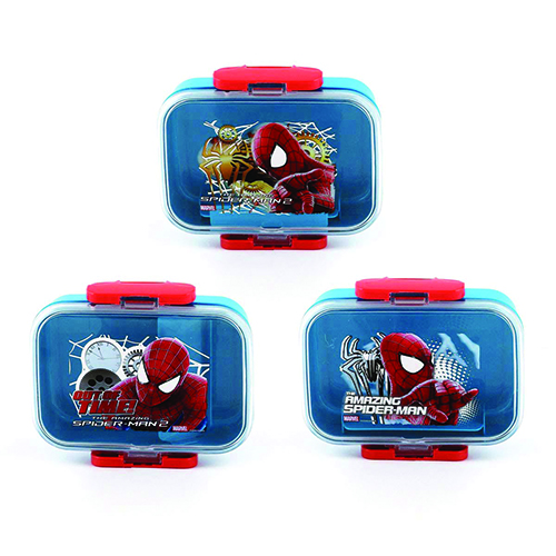 Spiderman Lunch Box-SQ107.SDAM/48P