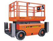 Terrain  Scissor Lifts JCPT1017RT
