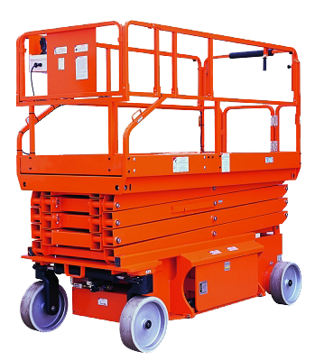 Propelled Scissor Lifts JCPT1412DC