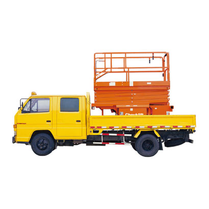 Vehicle Carrying Scissor Lifts NJCPT 1212 HD
